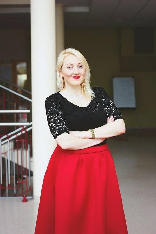 Люба, 28, хочет познакомиться, в Тольятти
