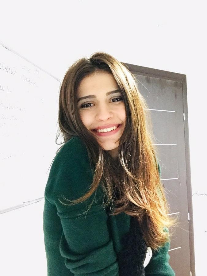 Марина, 19, хочет познакомиться, в г.Лондон