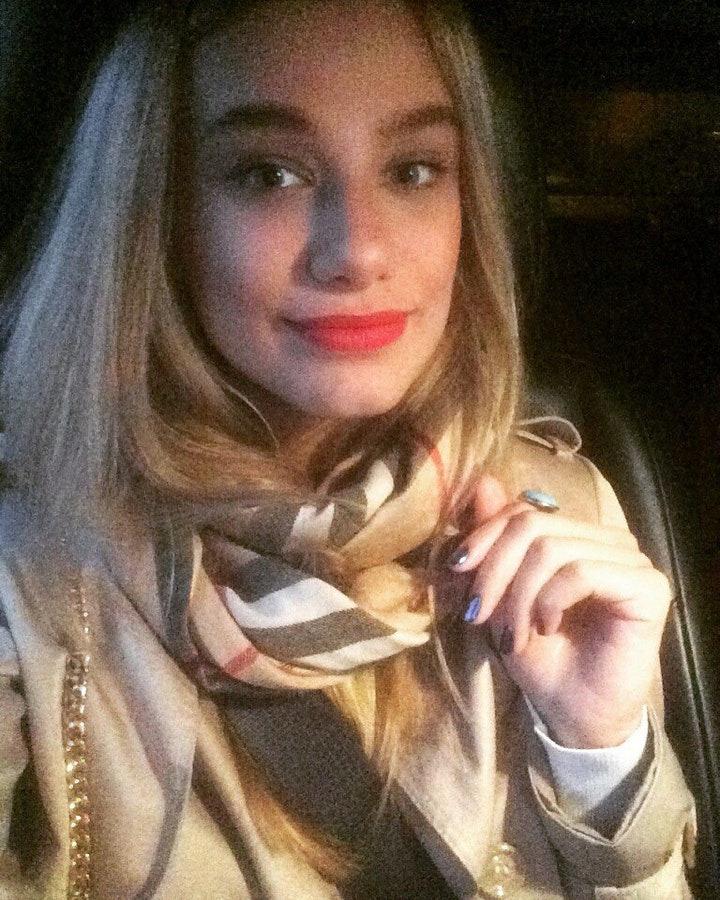 Камила, 19, хочет познакомиться, в г.Брно