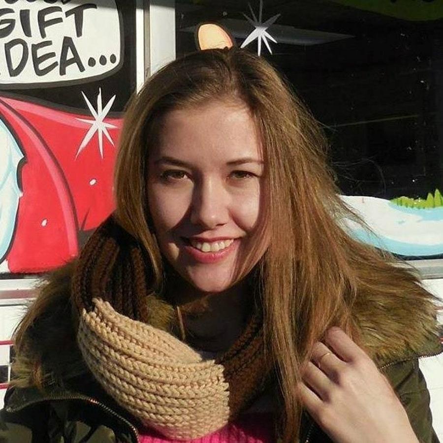 Лидия, 20, хочет познакомиться, в г.Прага