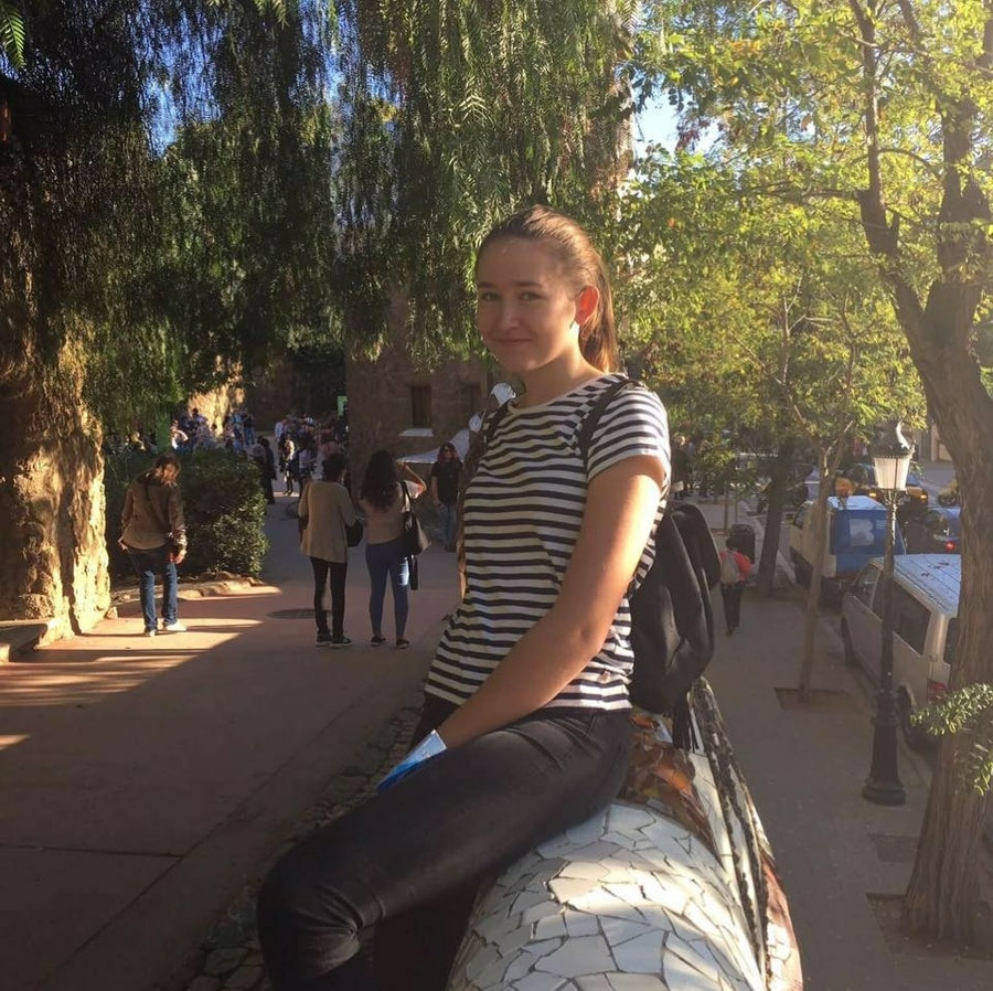 Ксюша, 29, хочет познакомиться, в г.Прага