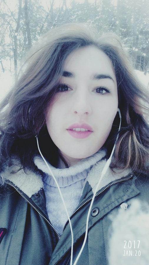 Серафима, 24, хочет познакомиться, в Москве