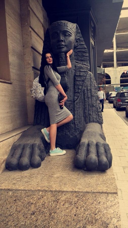 Эвелина, 31, хочет познакомиться, в г.Прага