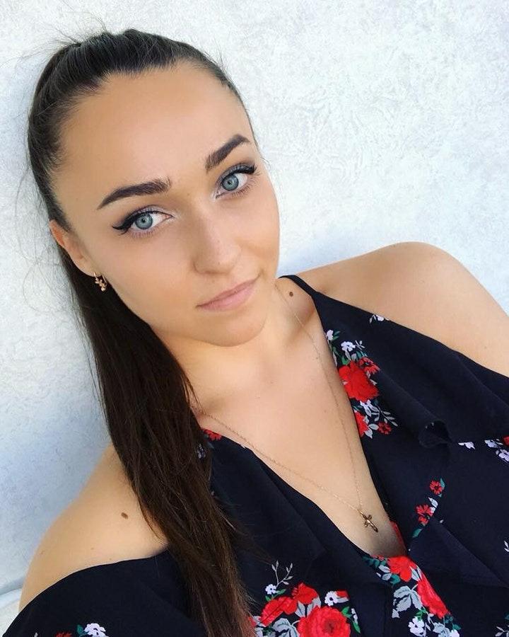 Уля, 21, хочет познакомиться, в г.Нью-Йорк