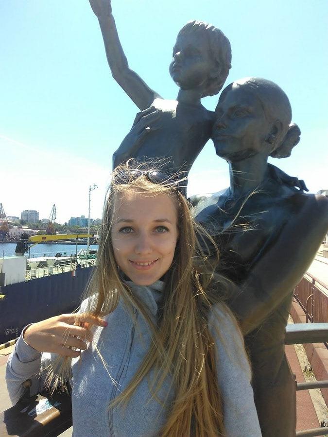 Юлия, 20, хочет познакомиться, в г.Берлин