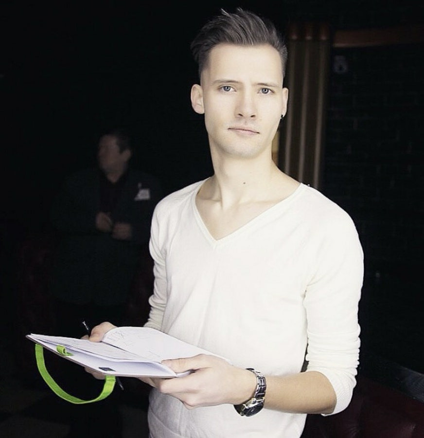 Амин, 25, хочет познакомиться, в г.Молодечно